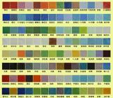 景泰蓝的主要原料之一釉料
