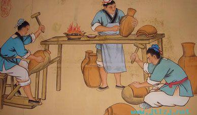 古代景泰蓝的制作过程(图)
